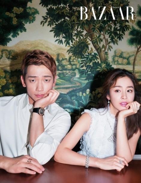 Kim Tae Hee xác nhận mang thai