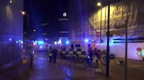 IS nhận trách nhiệm vụ đánh bom Manchester
