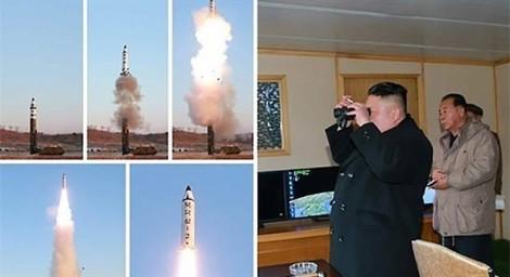 Hàn Quốc bắn 90 phát súng cảnh cáo vật thể bay từ Triều Tiên