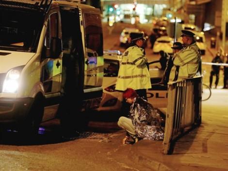 Vụ đánh bom Manchester qua lời kể ám ảnh của người đàn ông vô gia cư