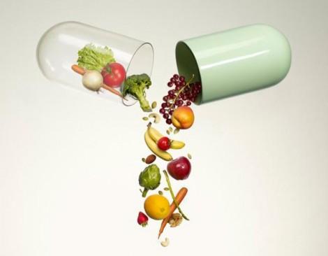 'Lén' dùng thực phẩm chức năng chống ung thư