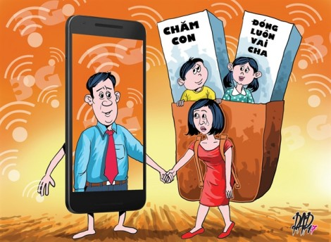 Vợ chồng wifi, 3G