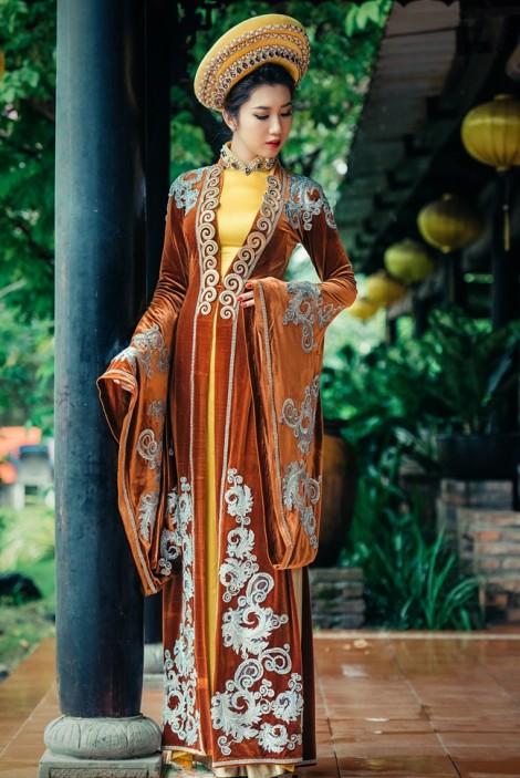 Ngắm 20 bộ áo dài NTK Nhật Dũng tặng bảo tàng Phụ nữ Nam Bộ