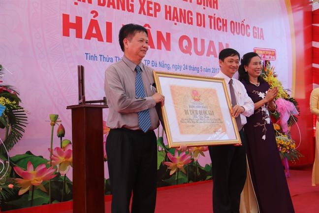Thua Thien - Hue va Da Nang chung tay bao ton di tich quoc gia Hai Van Quan