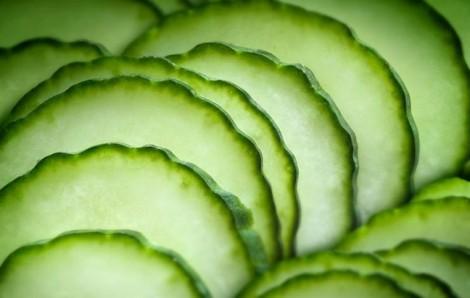 Điểm mặt rau quả tốt mùa hè có công dụng trong làm đẹp