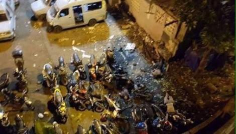Đánh bom nhằm vào cảnh sát ở Jakarta, 5 người thiệt mạng