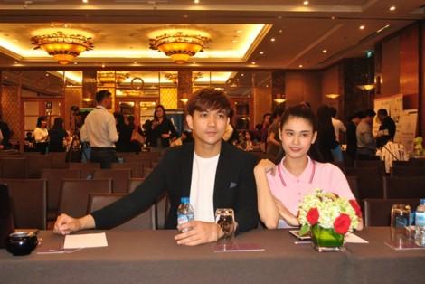 Tim và Trương Quỳnh Anh cùng dự sự kiện nhưng không còn thân mật như xưa