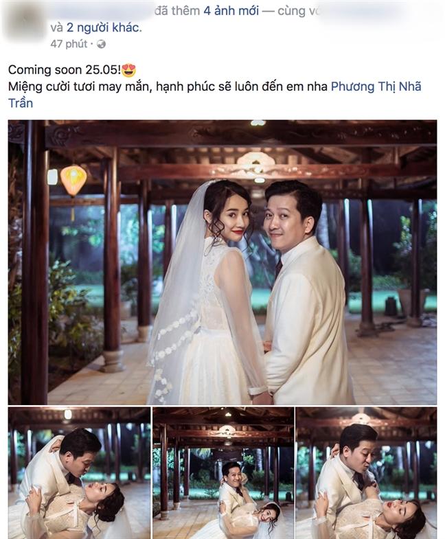 Du luan bi 'dat mui' hay cach PR 'ta dao' tu 'dam cuoi' Truong Giang - Nha Phuong