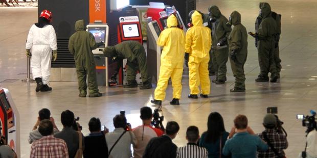 'Diep vien My' bi an xuat hien trong vu an Kim Jong Nam