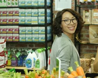 Thảo 'Organic': Bán nhà khởi nghiệp với thực phẩm hữu cơ