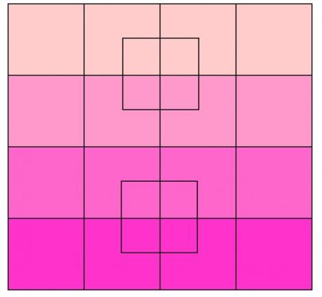 Đố vui: 92% người tìm không đủ số hình vuông này