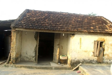 Ngôi làng của những người phụ nữ không chồng
