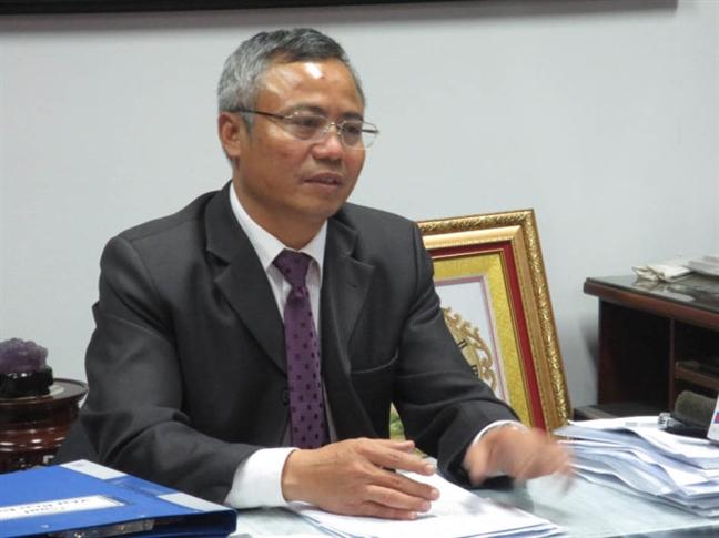 Sau 2 lan xin loi cong luan, ong Nguyen Dang Chuong se roi ghe Cuc truong Cuc NTBD