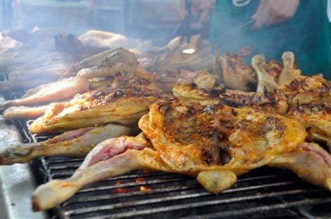 Hơn 300 món ăn ngon thu hút thực khách tại Liên hoan ẩm thực Đất phương Nam