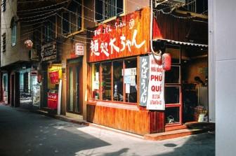 Tokyo giữa Sài Gòn
