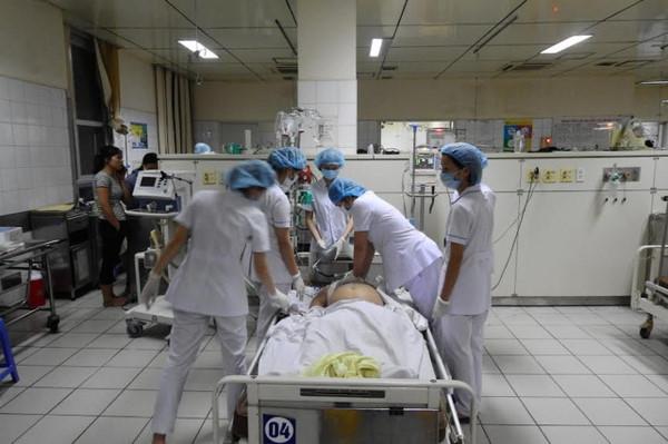 Tien si Nguyen Huu Dung, Truong khoa Than nhan tao, BV Bach Mai: Tai bien chua tung xay ra trong lich su chay than