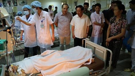 Tiến sĩ Nguyễn Hữu Dũng, Trưởng khoa Thận nhân tạo, BV Bạch Mai: Tai biến chưa từng xảy ra trong lịch sử chạy thận
