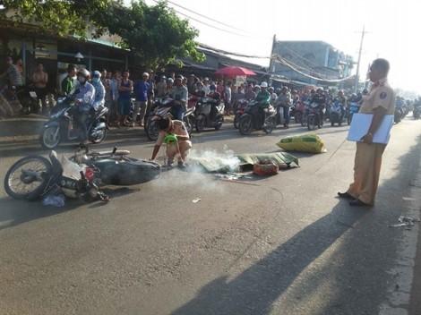 Xe tự chế gây tai nạn, một người tử vong