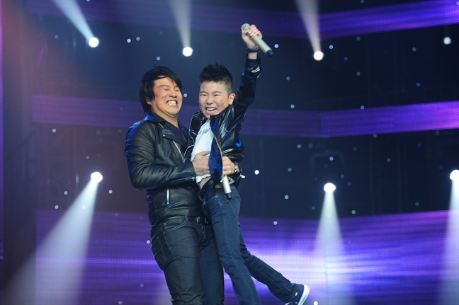 Thanh Bui: Toi tro lai gameshow vi con