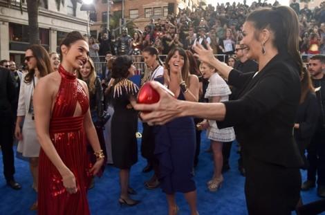 Nữ diễn viên 'Wonder Woman' được 95% cư dân mạng toàn cầu yêu thích