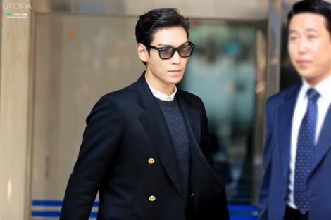 T.O.P (Big Bang) có thể bị phạt 5 năm tù với tội hút cần sa