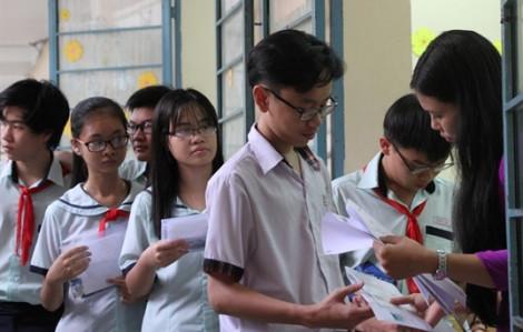 Ngày đầu thi lớp 10, hơn 400 thí sinh bỏ thi