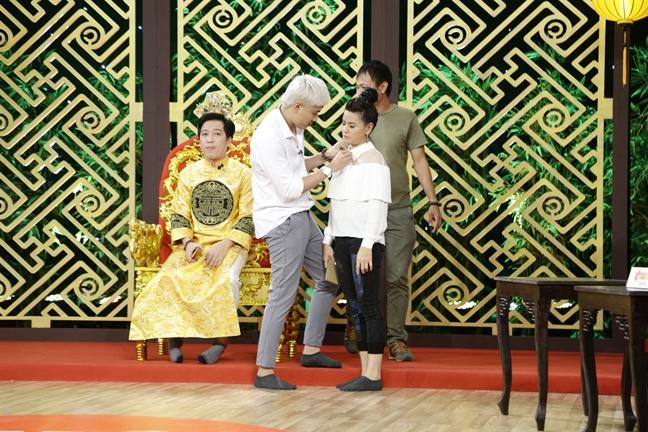 Kieu Minh Tuan chung minh tinh yeu lau nam khong thay doi voi Cat Phuong