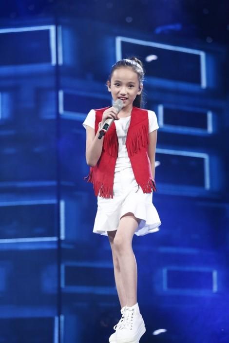 Thí sinh Vietnam Idol Kids bị 'chỉnh' vì cố gồng theo phong cách người lớn