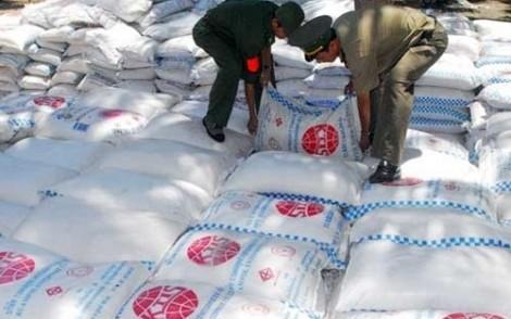 Chủ tịch quận, huyện phải chịu trách nhiệm nếu để buôn lậu đường gia tăng