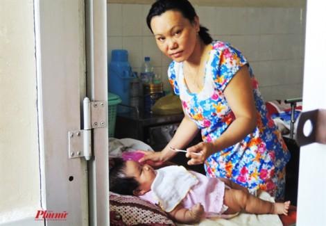 Cháu bé 3 tuổi co giật vì mẹ cho nhịn ăn