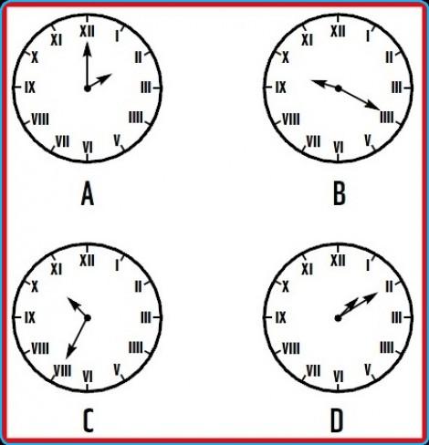 Đáp án tìm đồng hồ