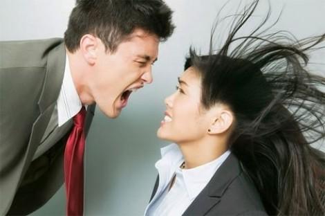 Bà vợ thông minh chẳng bao giờ để mình bị chồng đánh