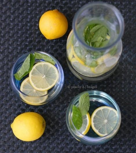 5 công thức detox giúp giảm cân dễ làm tại nhà