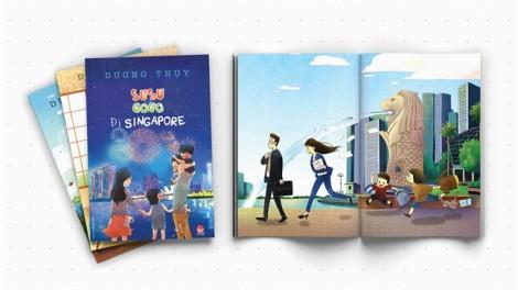 Tìm sách cho trẻ