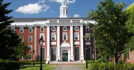 'Trượt chân' vào Harvard vì đùa cợt trên Facebook