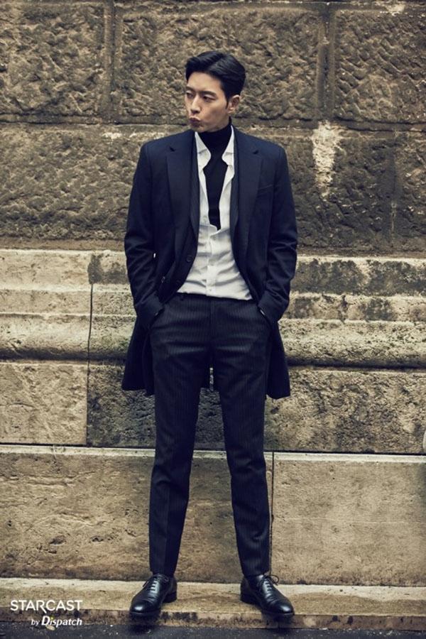 Gu thoi trang bien hoa linh hoat cua Park Hae Jin trong 'Man to Man'