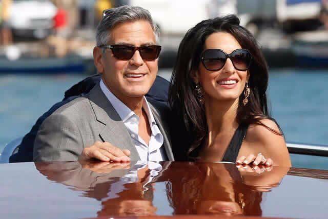 Tai tu gao coi George Clooney chinh thuc lam bo o tuoi 56
