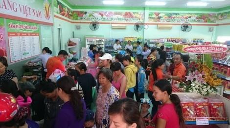 Thịt heo VietGAP giảm giá đồng loạt từ 30 - 42%