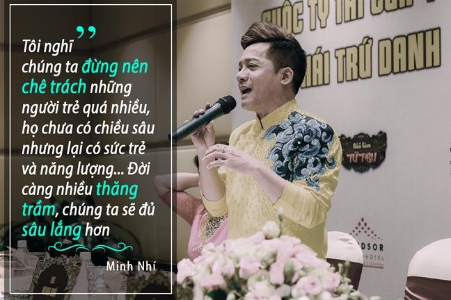 Minh Nhi: Toi tu la nguoi biet song