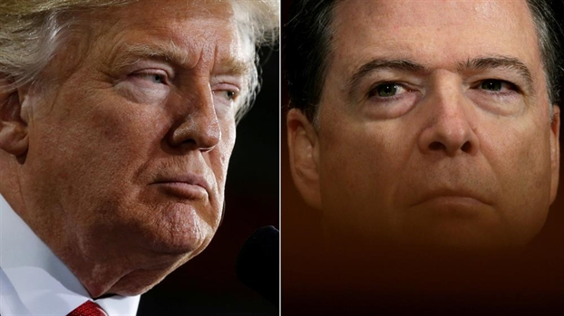Tiet lo dong troi cua cuu Giam doc FBI ve Tong thong Trump