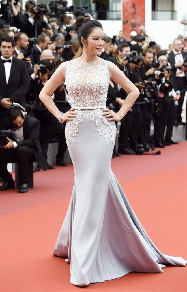 Vu Ngoc Anh lan nua 'da deu' Ly Nha Ky, buc xuc vi bi nghi gian doi o LHP Cannes 2017