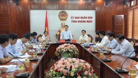 Công ty Bột giấy VNT19 xin đầu tư sân golf 36 lỗ ở Quảng Ngãi