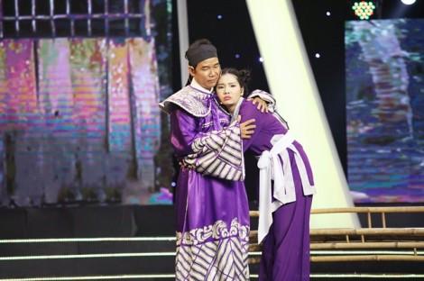 Đi lùi trước mặt giám khảo, Mai Xuân Thy được Bạch Tuyết khen ngợi