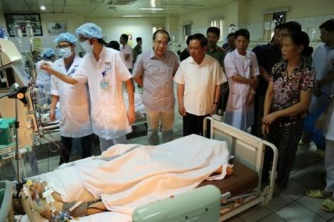 Vụ 8 người chạy thận tử vong ở Hòa Bình: Bệnh viện chưa kiểm định nguồn nước RO trước khi chạy thận