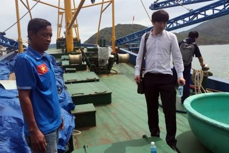 18 tàu cá vỏ thép hỏng nặng: Đình chỉ đơn vị đóng tàu, chờ Bộ Công an vào cuộc