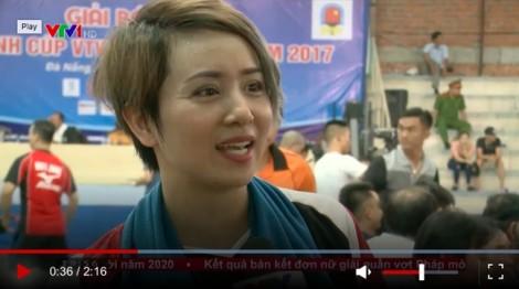 Nguyễn Quang Dũng, Thuý Hiền wushu đi thi... bóng bàn