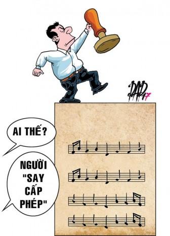 Cục NTBD: Lẩm cẩm, vô duyên!