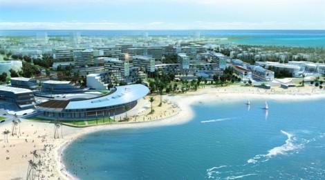 Đô thị du lịch biển Cần Giờ: Không xây dựng nhiều chung cư