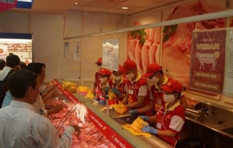 Vissan công bố bán thịt heo giá 25.000 đồng/kg