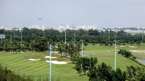 Sân golf không có tội!